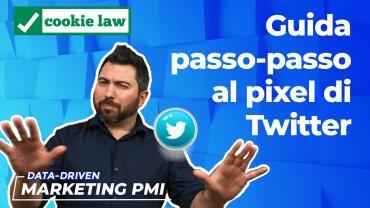 Pixel Twitter: tutorial passo passo senza modificare il sito