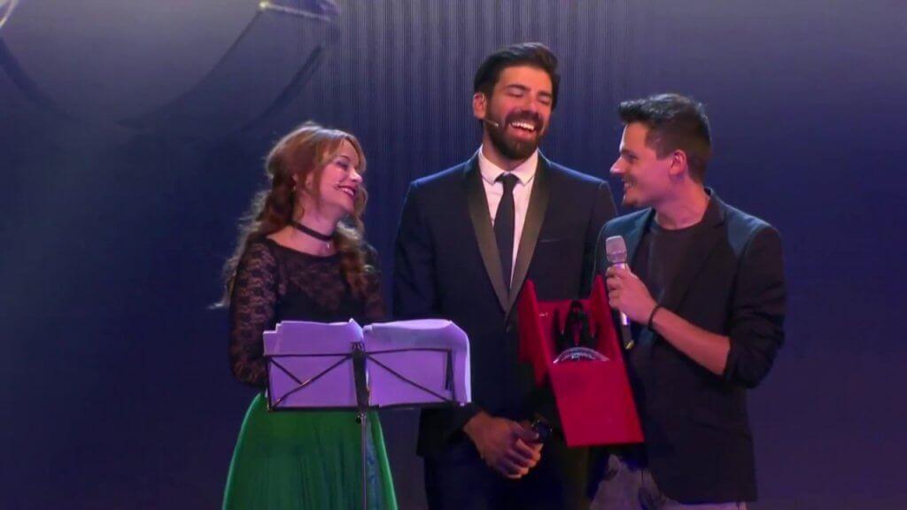 Shy riceve i Macchianera Internet Awards 2017