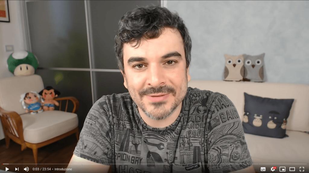 Riccardo Vessa di Wesa Channel
